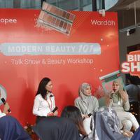 Wardah & Shopee Modern Beauty 101. (Foto: Fimela.com/Fitri Andiani)