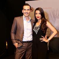Perceraian Atalarik Syah dan Tsania Marwa membuat heboh publik karena ada drama di dalamnya. Mereka resmi bercerai pada bulan Agustus 2017. (Nurwahyunan/Bintang.com)