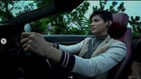 Andy William Saat Syuting Keajaiban Cinta SCTV