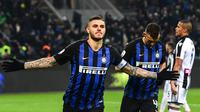 5. Mauro Icardi (Inter Milan)- 9 gol dan 2 assist (AFP/Miguel Medina)