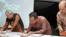 Citizen6, Jakarta :Ada suatu pekerjaan besar yang memerlukan kajian dengan Perguruan Tinggi seperti ITB dan ITS khususnya Teknologi Reverse Engineering yang bertujuan meningkatkan aviability dan reliability Unit Pembangkit. (Pengirim: Agus Trimukti)