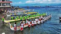 Alam Beta Indah mengungkapkan kebanggaan terhadap totalitas keindahan yang ada di Maluku