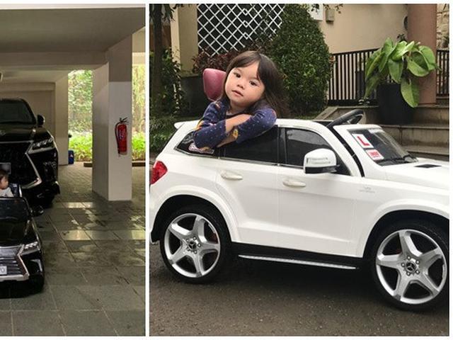 5 Anak Artis Ini Punya Mobil Mainan Mahal Dan Mewah Jiwa Netizen Berontak Hot Liputan6 Com