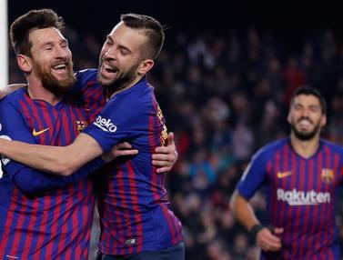 Barcelona Kalahkan Leganes di Liga Spanyol