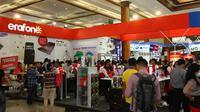 Untuk menarik pengunjung, para peserta pameran Mega Bazaar Computer Show (MBCS) 2014 ramai-ramai menawarkan promo spesial.