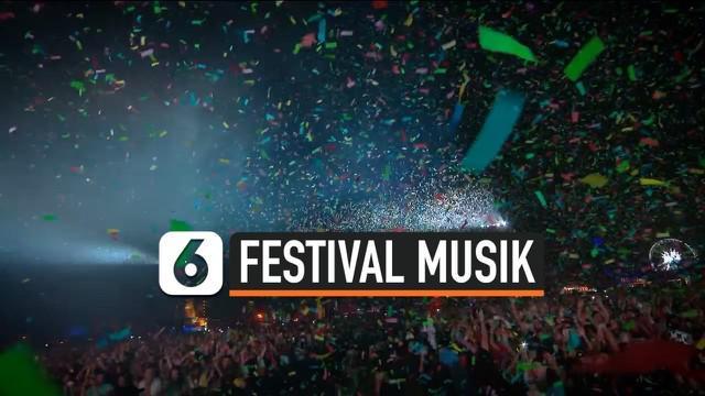 Festival musik Coachella tahun 2020 resmi dibatalkan. Hal ini telah diumumkan secara resmi oleh Anschutz Entertainment Group (AEG) selaku penyelenggara acara.