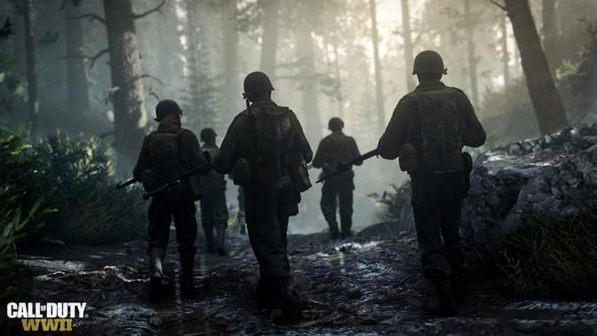 Trailer Call of Duty: WWII Perlihatkan Gameplay yang Intens. (Doc: Polygon)