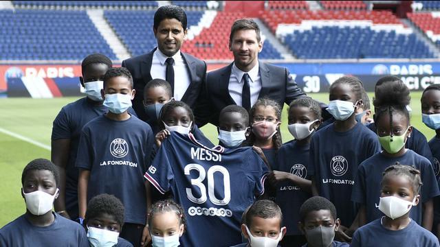 Lionel Messi . . . <a href=