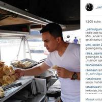 Sahrul Gunawan  (Instagram/@_sahrulgunawan_)