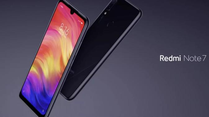 Redmi Note 7, smartphone Rp 2,1 jutaan yang memiliki kamera belakang 48MP (Foto: The Verge)
