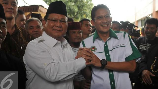 Video hit hari ini datang dari nama Sandiaga Uno yang muncul sebagai calon wakil presiden Prabowo Subianto, tanda-tanda pria tak akan selingkuh, serta timnas sepak bola Palestina tiba di Indonesia.