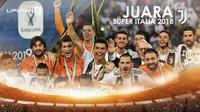 Infografis Raja Super Italia (Liputan6.com/Abdillah)
