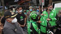 Goride kembali beroperasi di Bekasi (Foto: Gojek)