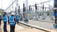 PLN rampungkan pembangunan jaringan transmisi di gerbang Kawasan Timur Indonesia (KTI).
