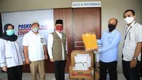Bantuan dari BUMN untuk Banyuwangi.