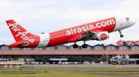 Air Asia, salah satu maskapai asing yang sudah lama beroperasi di Indonesia.