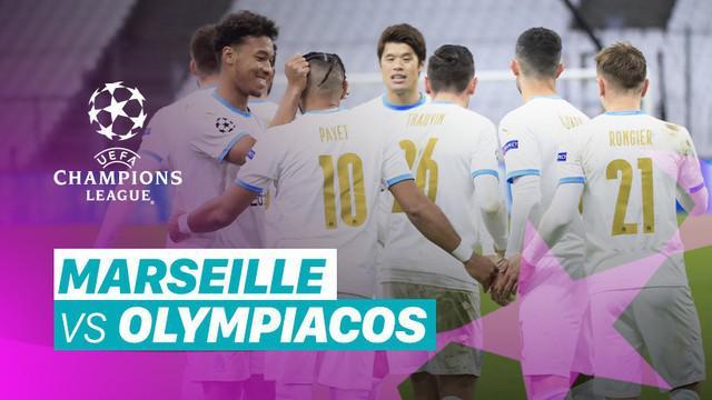 Berita video highlights matchday 5 Grup C Liga Champions 2020/2021 antara Marseille melawan Olympiakos yang berakhir dengan skor 2-1, di mana Dimitri Payet menorehkan 2 gol penalti, Rabu (2/12/2020) dinihari WIB.