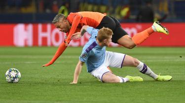 Manchester City VS Shaktar Donetsk