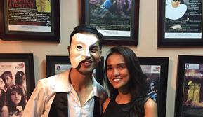 Penyelenggaraan The Phantom of The Opera di LSPR banyak mengalami kejadian mistis mulai dari persiapan hingga pelaksanaan acara (Sumber foto: Gisela Azaria)