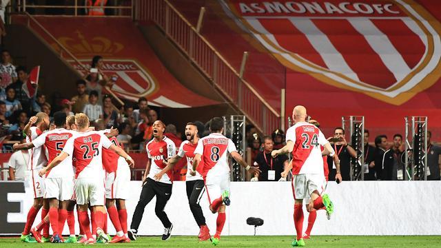 20170517-Monaco Raih Gelar Liga Prancis-AFP