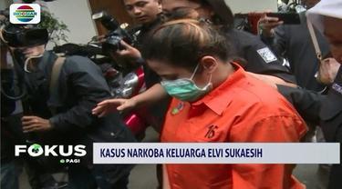 Dhawiya dan tunangannya resmi ditahan di rutan narkoba selama 20 hari ke depan. Sementara Elvy Sukaesih akan tangguhkan penahanan keluarganya yang terjerat kasus narkoba.