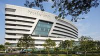 RS Pondok Indah - Bintaro Jaya menggunakan konsep green and homey untuk membuat pasien merasa nyaman. (Dok RS Pondok Indah Group)