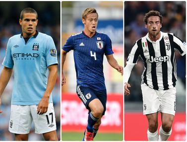 7 Pemain Bintang yang Belum Memiliki Klub