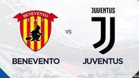 Liga Italia: Benevento Vs Juventus. (Bola.com/Dody Iryawan)