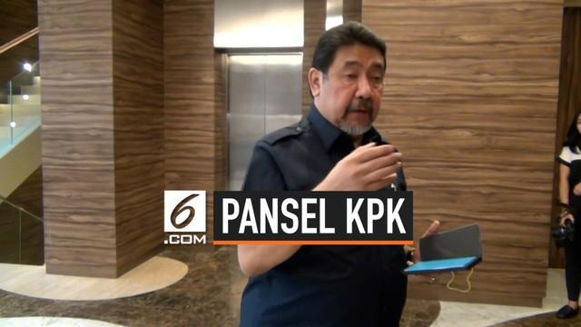 Pansel Capim KPK menyebut komisioner KPK bermain politik dengan menggelar konferensi pers jelang pengambilan suara capim KPK di DPR tadi malam.