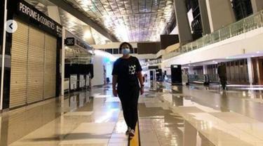 Pulang dari Turki, Travel Blogger Alami Kejadian Kurang Mengenakkan di Bandara Soetta