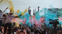 Color Run 2018 (Foto: Liputan6.com/Giovani Dio Prasasti)