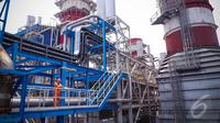 Selain PLTGU Tanjung Priok untuk mengantisipasi krisis listrik di Jawa juga disiapkan beberapa proyek pembangkit listrik tambahan seperti PLTGU Muara Karang, PLTGU Muara Tawar dan PLTGU Grati, Jakarta, Kamis (4/9/2014) (Liputan6.com/Faizal Fanani)
