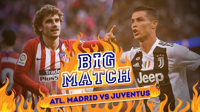 Berita Video Berita Video Atletico Madrid Vs Juventus, Menanti Tuah Cristiano Ronaldo
