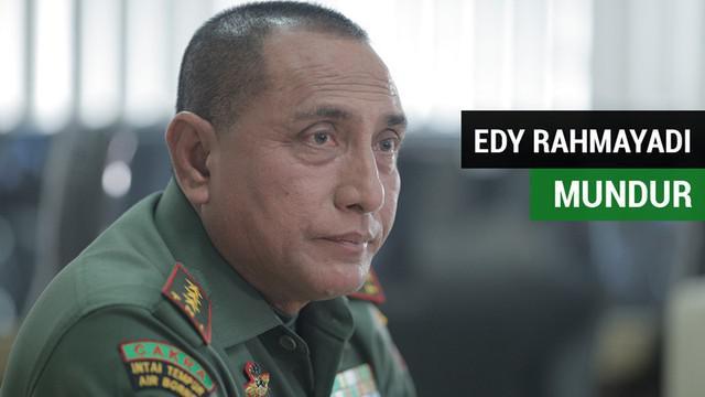 Berita video Edy Rahmayadi menyatakan mundur dari jabatan ketua umum PSSI dalam Kongres yang digelar di Bali, Minggu (20/1/2019).