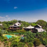 Ini penampakan rumah Chris Hemsworth di Australia yang mirip resor di Bali. (Foto: www.architecturaldigest.in)