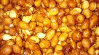 Kacang goreng jahe madu. (dok. Cookpad Indonesia/Helny Ummu Fathan)