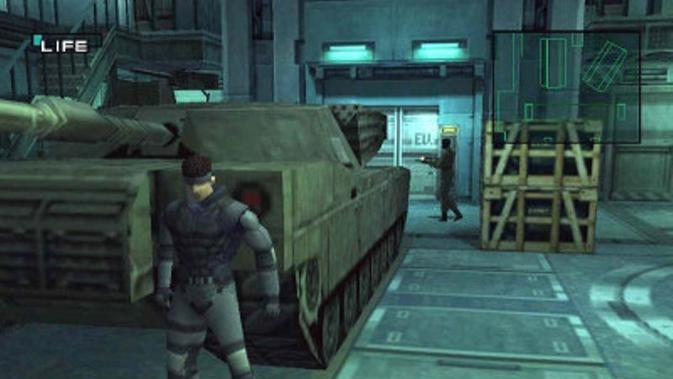 Metal Gear Solid (PS1) | via: buzzfeed.com