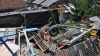 Pemerintah Daerah Kabupaten Bogor menetapkan status bencana puting beliung di Kecamatan Ciomas.