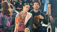 Luna Maya dan Rio Dewanto di New York Fashion Week 2019. (dok.Instagram @lunamaya/https://www.instagram.com/p/B2PyxfkHRWT/Henry