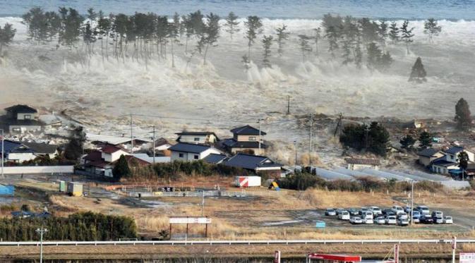Akibat keganasan tsunami Aceh 11 tahun yang lalu, tercatat ada sekitar 250.000 orang yang menjadi korban.