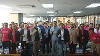 IYKRA cetak 30 Data Scientist terbaru untuk Indonesia. (Foto: IYKRA)