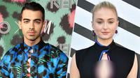 Joe Jonas terlihat sedang bermesraan dengan bintang Game of Thrones, Sophie Turner, dalam acara MTV EMA 2016. Berpacaran?