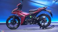 Desain baru Yamaha Exciter 155 yang merupakan kembaran Yamaha MX-King diperkenalkan di Vietnam. (Zingnews.vn)