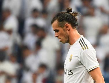 FOTO: Valladolid Berhasil Menahan Real Madrid di Santiago Bernabeu