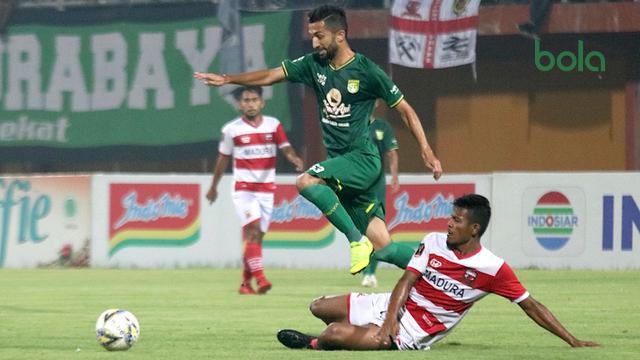 Madura United Sediakan 550 Tiket Untuk Suporter Persebaya