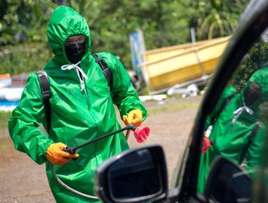 130 Posko Aman Bersama Gojek Beroperasi di 16 Kota Selama Pandemi Covid-19