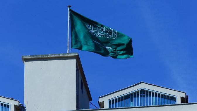 Ilustrasi Bendera Arab Saudi (iStockphoto via Google Images)#source%3Dgooglier%2Ecom#https%3A%2F%2Fgooglier%2Ecom%2Fpage%2F%2F10000