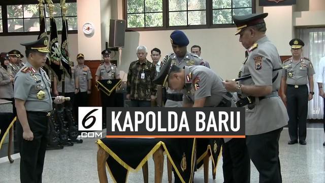 Kapolri Jenderal Polisi Tito Karnavian resmi melakukan rotasi pada tiga posisi Kapolda. Yaitu Kapolda Papua, Kapolda Riau, dan Kapolda Sulawesi Tenggara.