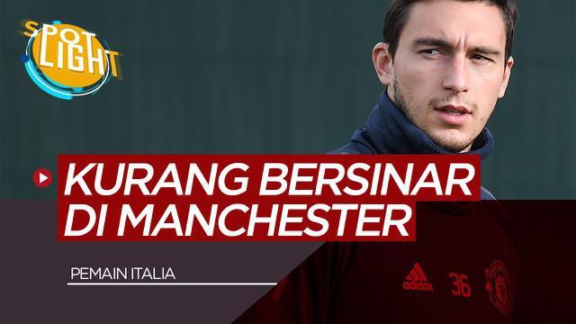 Berita Video Spotlight 4 Pemain Italia yang Kurang Bersinar di Manchester United, Termasuk Matteo Darmian