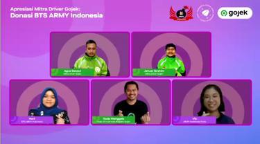 Gojek X ARMY Indonesia